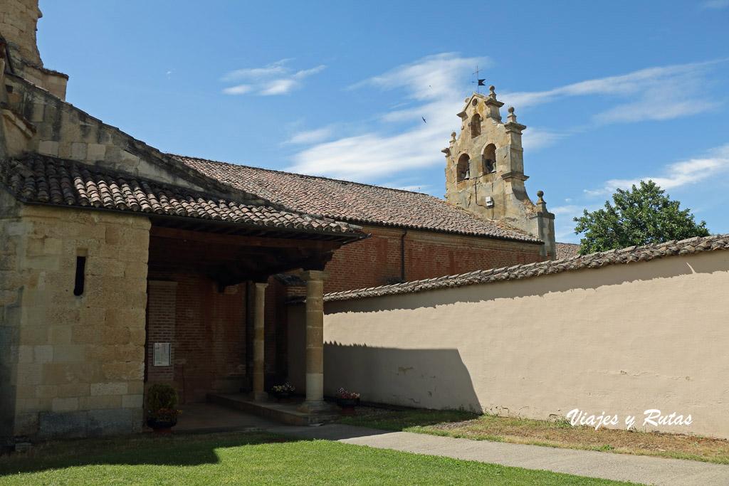 Exterior del Monasterio de Gradefes, León