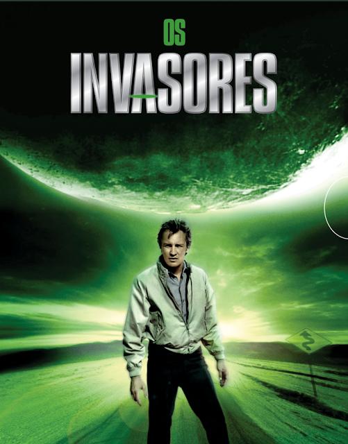 Falando em Série: OS INVASORES (The Invaders) 1967-1968