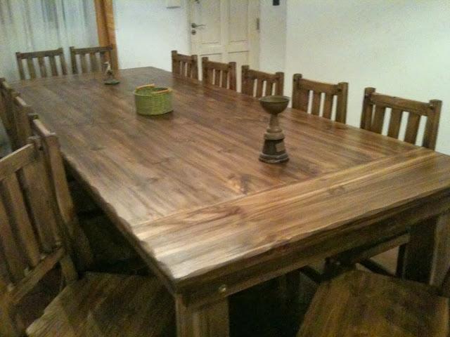 Fabrica de mesas y sillas en zona norte mesa de quincho for Fabrica de aberturas zona norte