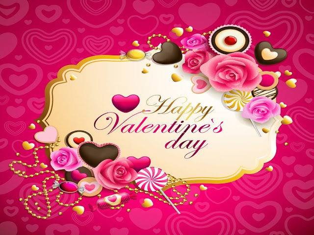 Happy Valentines Day 2017 Whatsapp DP for Her