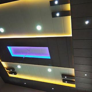 New Gypsum Ceiling Design