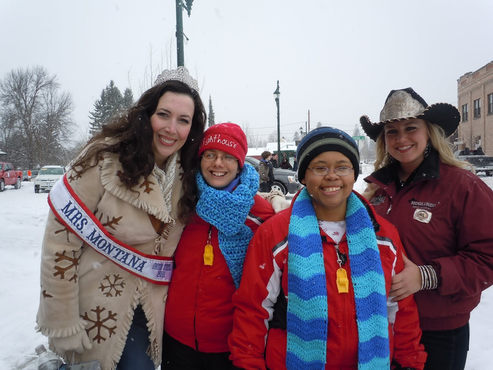 My Year As Miss Rodeo Montana 2011 March 2011