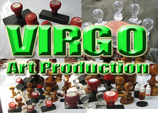 virgo art production stempel semarang