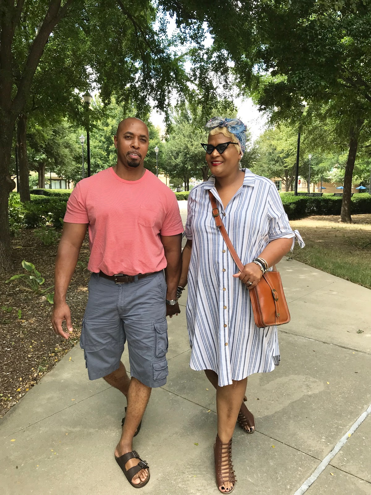 Image: Tangie and Rico Bell gives their story, tips and ideas to why they moved To Dallas Texas. City Diaries. Seen first on Bits and Babbles blog. Written by Tangie Bell
