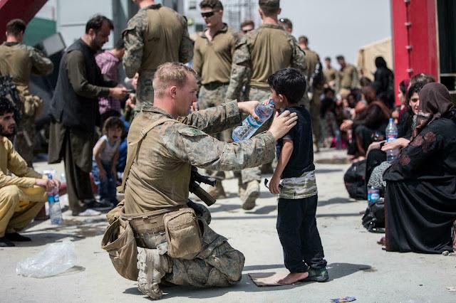 Komentari Foto-foto Tentara AS bersama Anak-anak Afghanistan, Pengamat China: Itu Hanya Propaganda Politik
