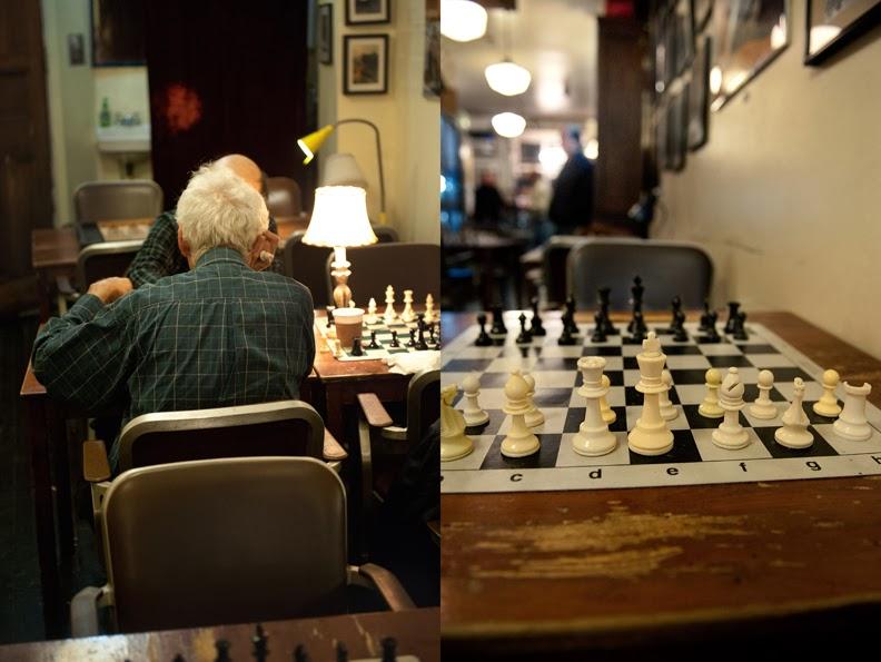 Gudrun Georges: Chess Forum