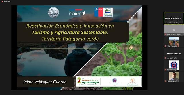 Reactivación económica e innovación en turismo y agricultura sustentable en el territorio Patagonia Verde