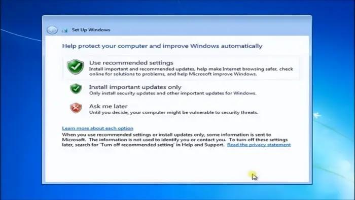 instal ulang windows 7 tanpa kehilangan data