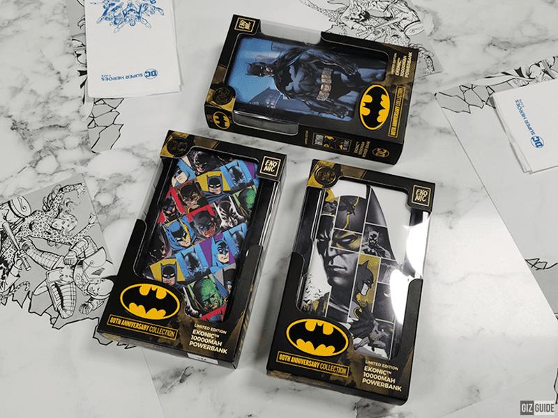 Batman power banks!