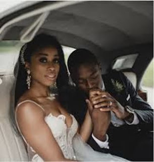 Harrison Barnes Shares Wedding Moments With Wife