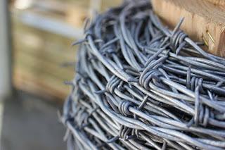 Kawat Duri galvanis / Barb Wire