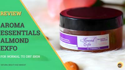 Aroma Essentials Almond Exfo Review