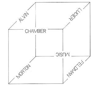 Chamber Music: Alvin Lucier and Morton Feldman