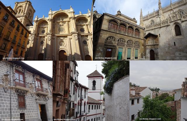 Viaje a Granada: Catedral, Capilla Real y Albaicín