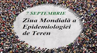 7 septembrie: Ziua Mondială a Epidemiologiei de Teren