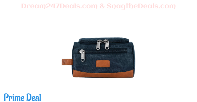 Toiletry Bag for Mens Toiletry Travel Bag  45%OFF