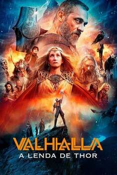 Valhalla: A Lenda de Thor Torrent – BluRay 720p/1080p Dual Áudio