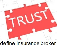 define insurance brokers