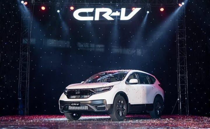 Honda CR-V 2020 lắp ráp trong nước lần đầu xuất xưởng, chưa lộ giá bán