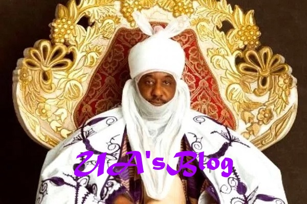 BREAKING: Deposed Emir Sanusi Takes Kano Government To Court