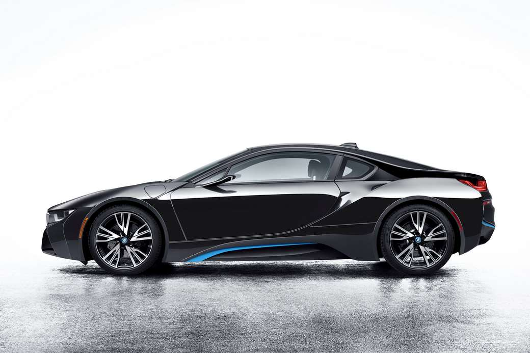 bmW i8 mirrorless, car news