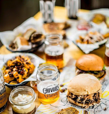 Hamburguesa de Chivuo's en Barcelona