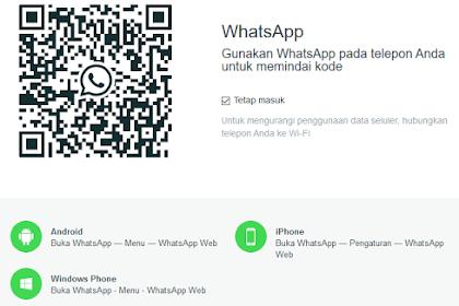 WhatsApp Web VS WhatsApp Aplikasi for Komputer, Ringan Mana?