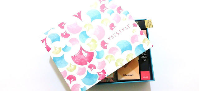 Yesstyle Beauty Box - Sweet Spring Makeup Kit