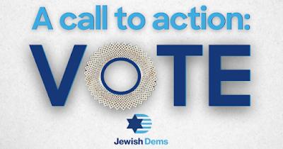 Vote Jewish Democrats
