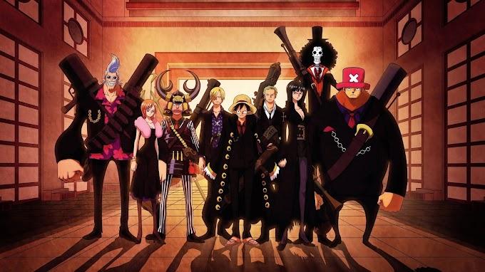 Papel de Parede One Piece Anime