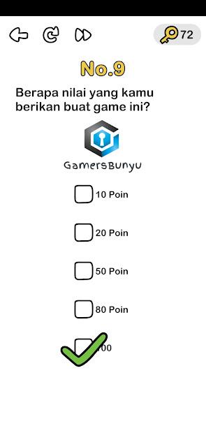 Berapa nilai yang kamu berikan buat game ini