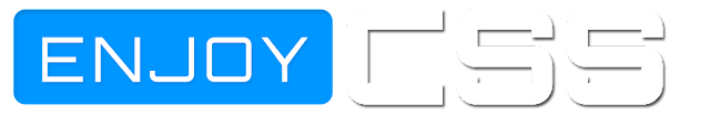 enjoy css logo