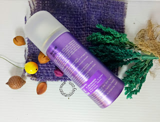review ellips dry shampoo