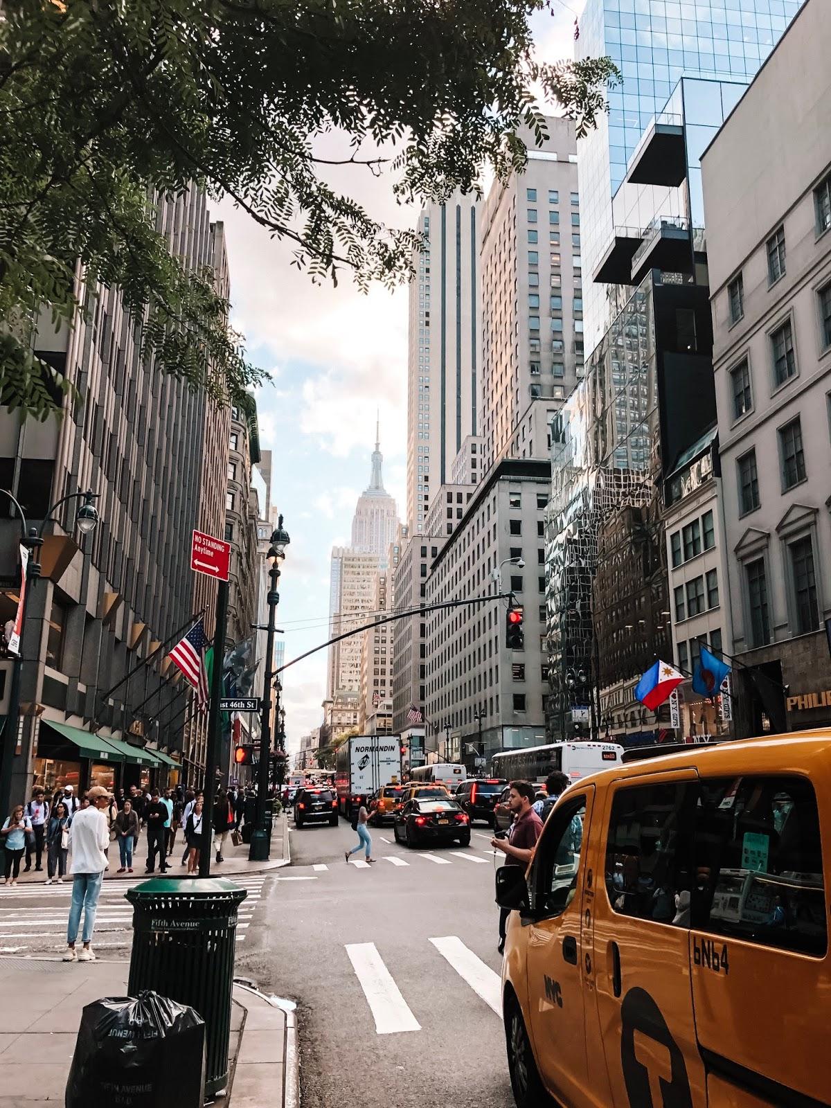 USA trip - Nowy Jork