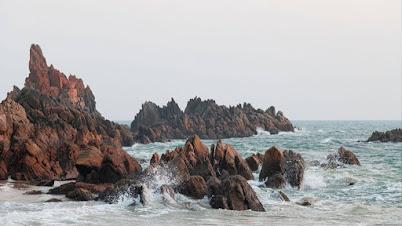 समुद्राचे विहंगम दृष्य
