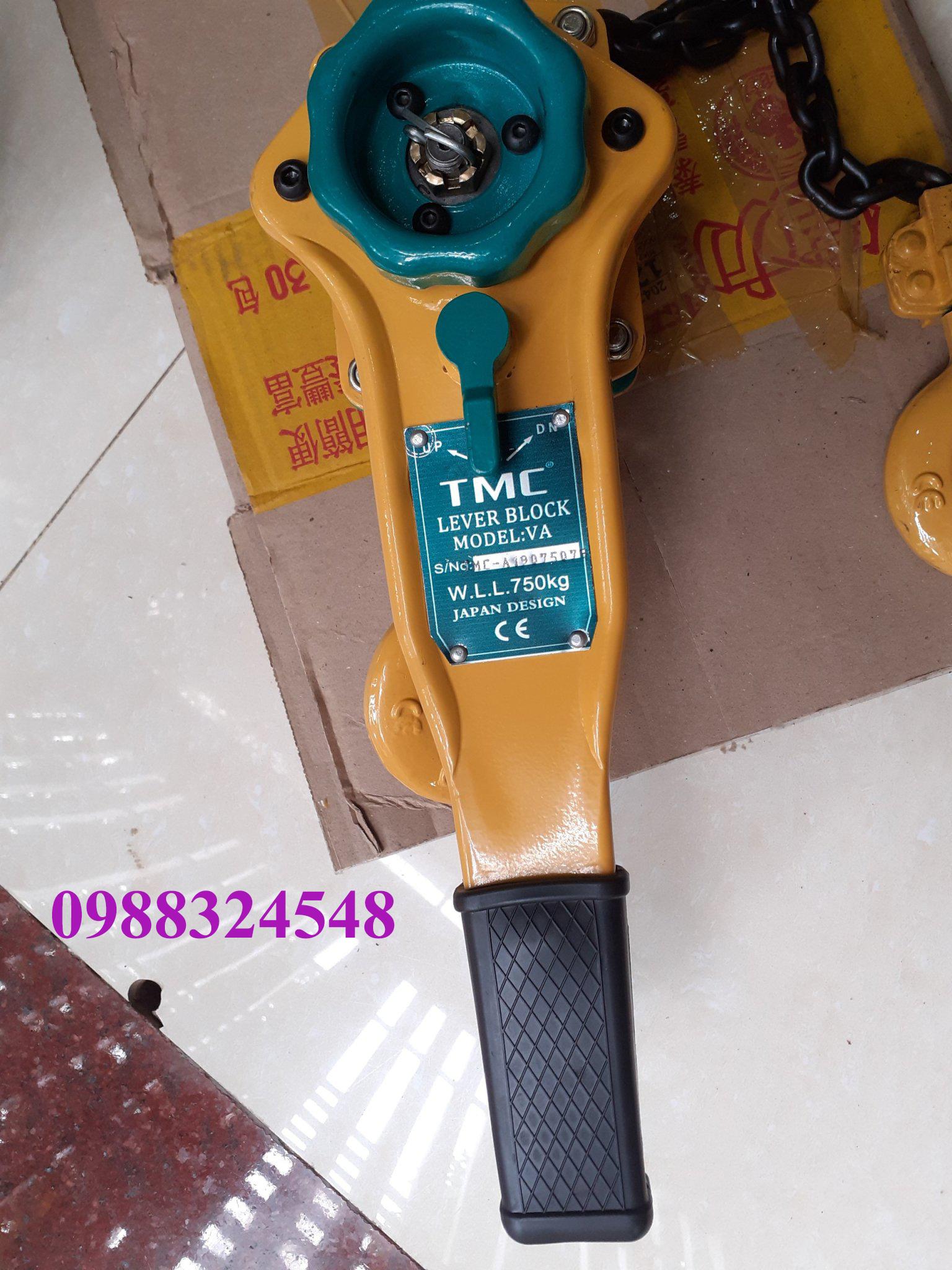 palang lắc tay TMC 750kg