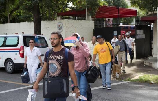 Más de 18 mil venezolanos han entrado a República Dominicana en  dos meses