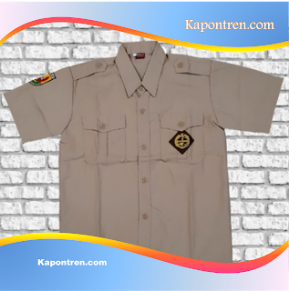 Baju Pramuka Penggalang