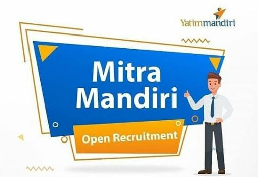 Open Recruitment Mitra Mandiri Yatim Mandiri Serang