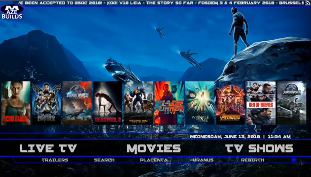 Best Kodi Build April 2020.Maze Family Build Kodi 18 Leia 17 X Krypton New Best For