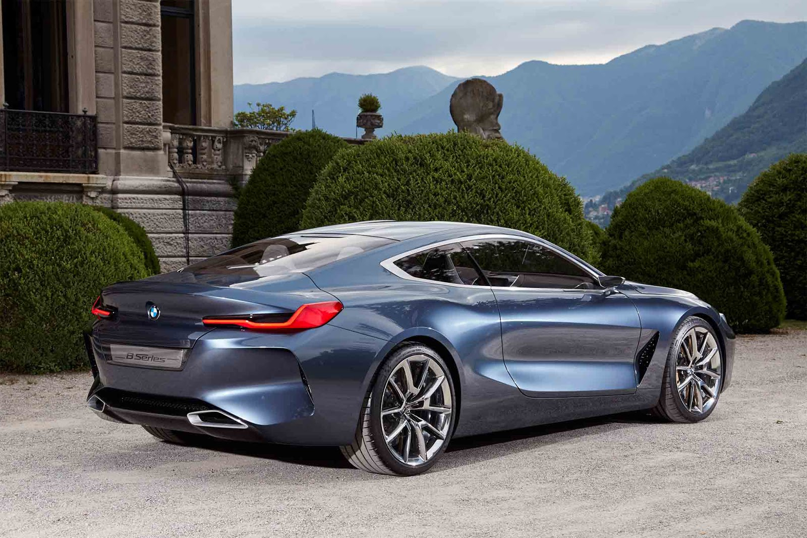 motoring malaysia bmw malaysia to preview the bmw concept 8 series at bmw luxury excellence. Black Bedroom Furniture Sets. Home Design Ideas