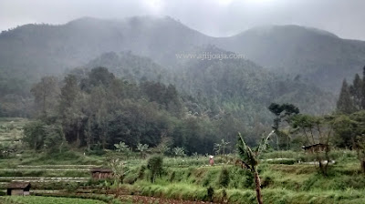 Mt Andong 1726 Mdpl