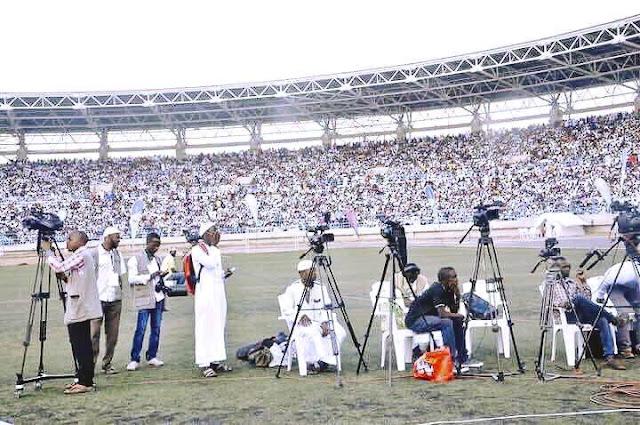 Penuhi Stadion, Umat Islam Di Negara Ini Ternyata Adakan Lomba Hafidz Qur'an