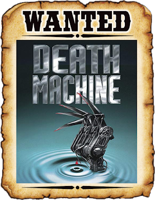WANTED ON BLU-RAY: Stephen Norrington's DEATH MACHINE!
