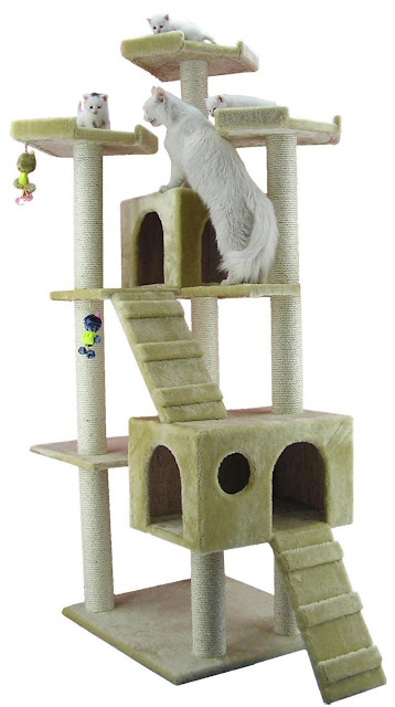 Cat Tree Furniture Condo