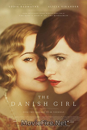 The Danish Girl (2015) 1080p