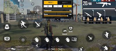 Custom Hud Free Fire 3 Jari Setelah Update