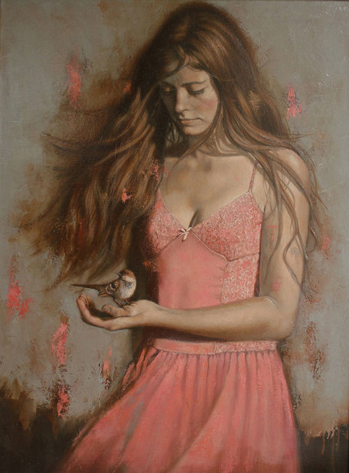 Figurative Paintings by Al Saralis