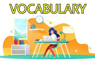 Vocabulary with English Meaning