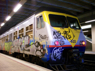 Trainspotting - ATG HF HS HAIS